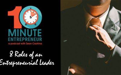 Ep 276: 8 Roles of an Entrepreneurial Leader